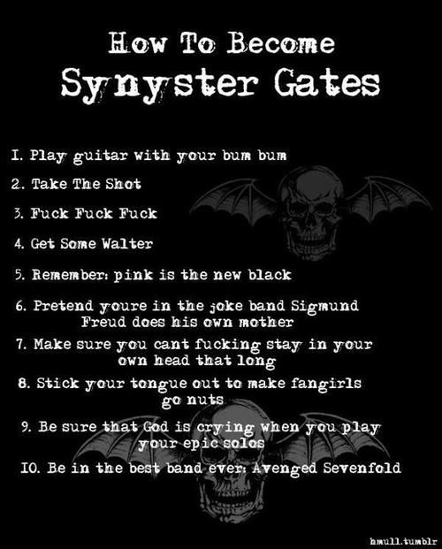35 best images about Brian Haner Jr. (Synyster Gates) on ...