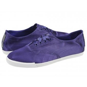 Tenisi dama Puma Tekkies Satin purple