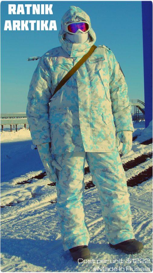 #Arctic #ArcticBrigade #Ratnik