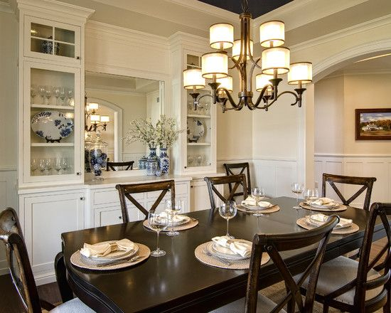 25 best ideas about built in buffet on pinterest built for Built in dining room buffet ideas