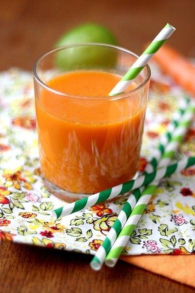 JusMangueCarotte Doufrui mangue, citron vert et carotte
