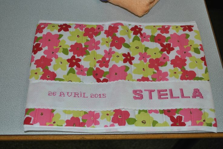 protège carnet de santé pour Stella