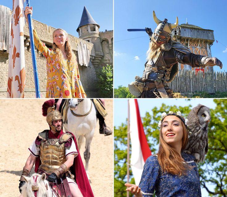 Vous sentez-vous l'âme d'un héros ? #PuyduFou #PuyduFouPark #Vendée #spectacle #chevaux #horses