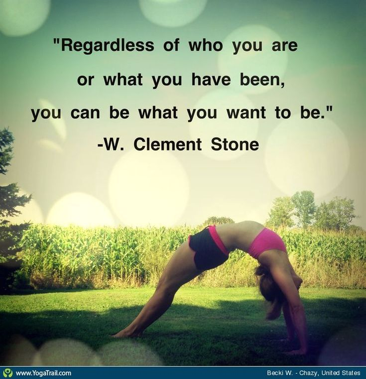 yoga poses and quotes - photo #17
