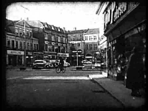 ▶ Cykeltur i København i gamle dage - YouTube