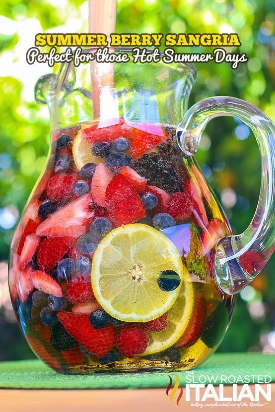 The 11 Best Sangria Recipes   The Eleven Best