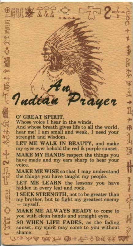 Native American Indian Wisdom                                                                                                                                                                                 More