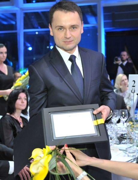 Igor Klaja, OTCF. EY Entrepreneur Of The Year 2013 Poland