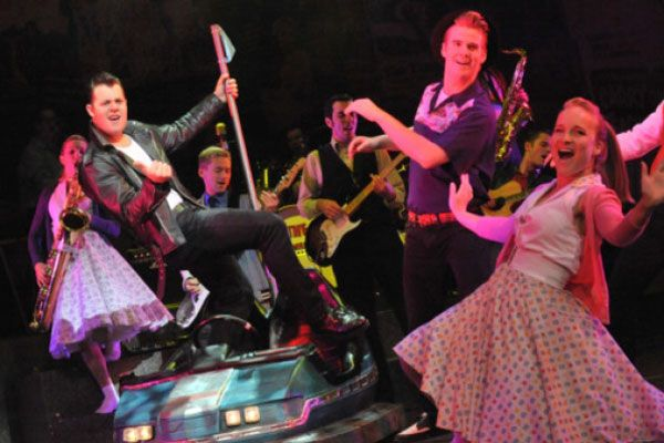 Dreamboats and Petticoats - #WOW247 musical review #WOWtheatre