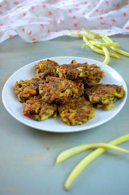 Mindennapi ételeink: Zöldbab fasírt