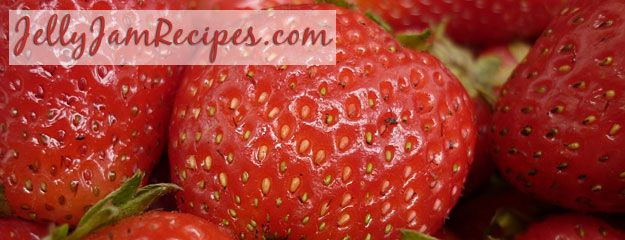 Homemade strawberry jam recipe ingredients: 2.2 lb (1 kg) strawberries 1.32 lb (600 g) sugar Canning strawberry preserves instructions: Wash strawberries and arrange alternately, in your cooking d...