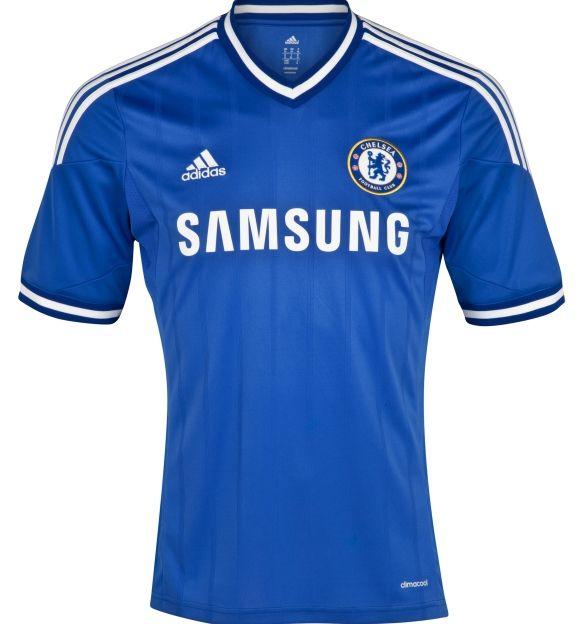 Chelsea FC Home Strip 2013-14 Adidas