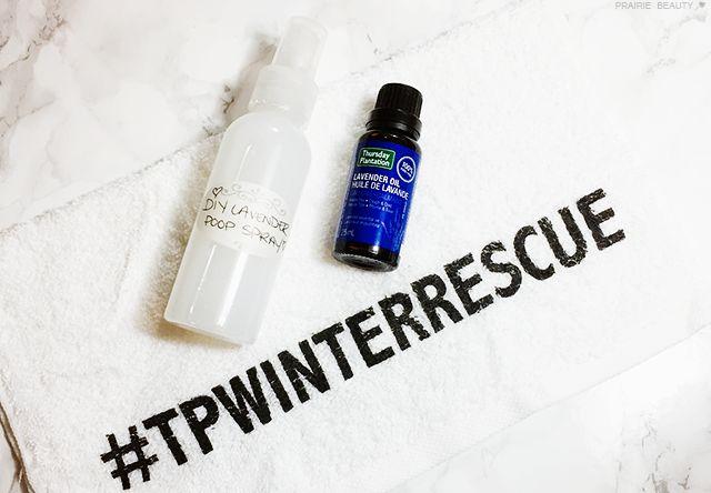 Thursday Plantation Cold & Flu Kit: Essential Oils - DIY Lavender Poop Spray