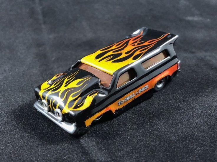 HO SLOT CAR DRAG**  AFX Pro-Mod Blazer  #AFX