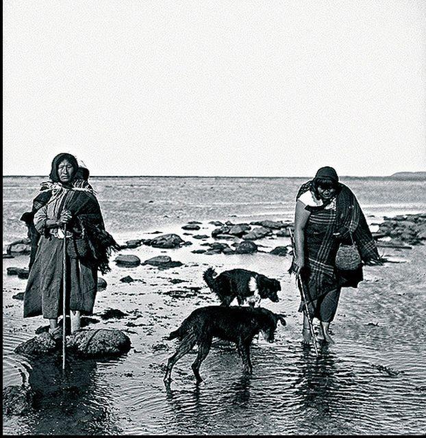 Onas - Selk'nam Tierra del Fuego