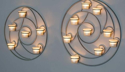 Candle Holders CIRCLE  $31