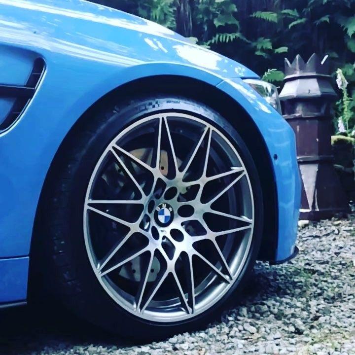 Bmw M4 Mperformanceexhaust Competitionpackage 666m Wheels