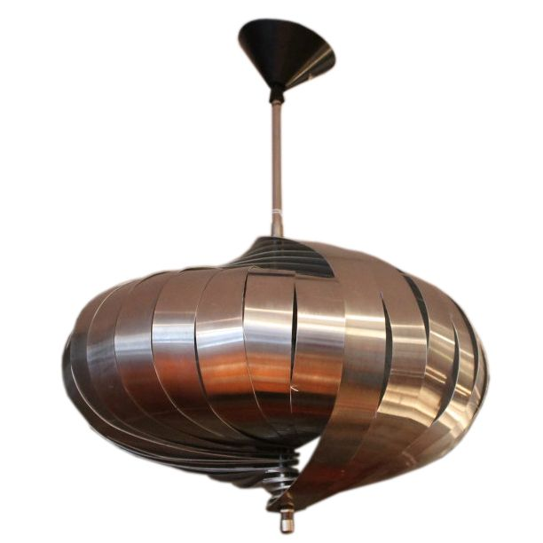 Ceiling Lamp by Henri Mathieu, France