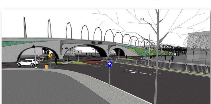 pembangunan Flyover Antapani - Kiara Condong senilai Rp 40 M di Jalan Jakarta-Terusan Jakarta (Antapani-Kiaracondong) akan dimulai minggu depan.