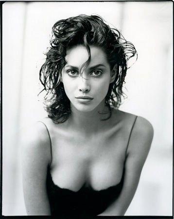 Christy Turlington by Arthur Elgort 1987 #almostvintage #supermodel