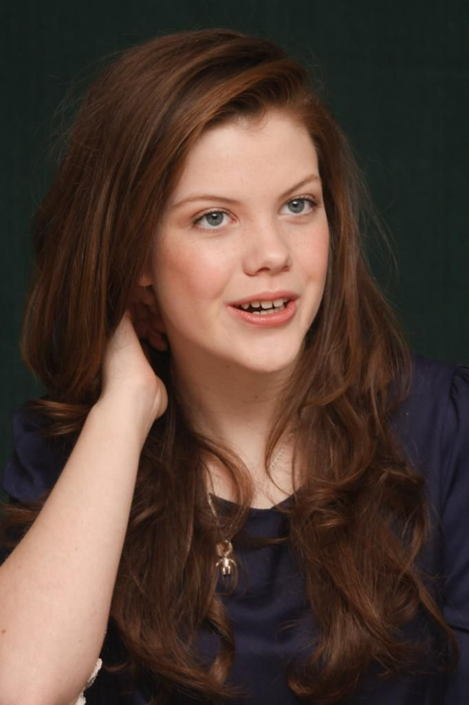 Georgie Henley Nude Photos 62