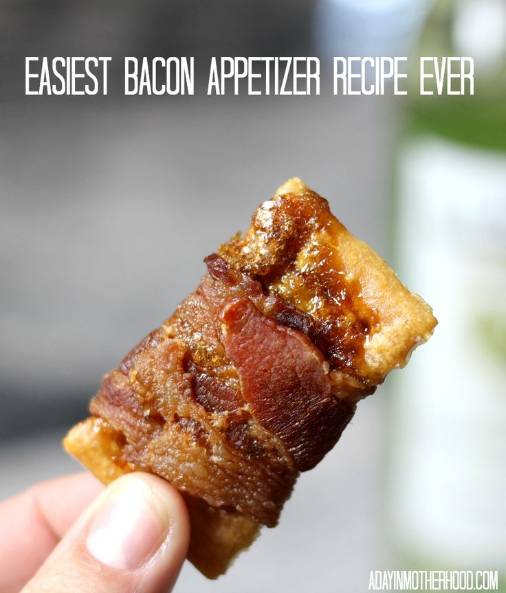 *Msg 4 21+* This Easiest Bacon Appetizer will make your holiday celebration! @llanowin #LlanoWine ad