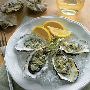 Monday and Thursday Happy Hour Specials - 4:00pm-7:30pm $1 Oysters