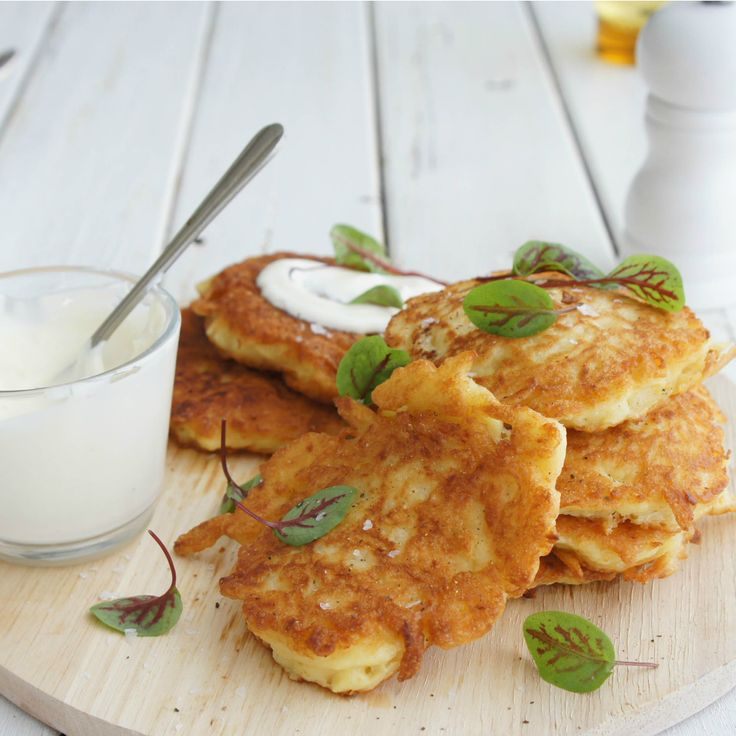 These crunchy and delicious Potato Fritters by amy_agatha will have them coming back for more.