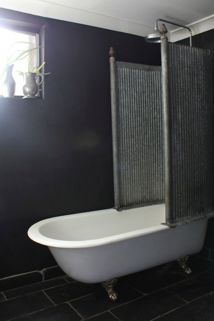 Retro Vintage Wall , Bath