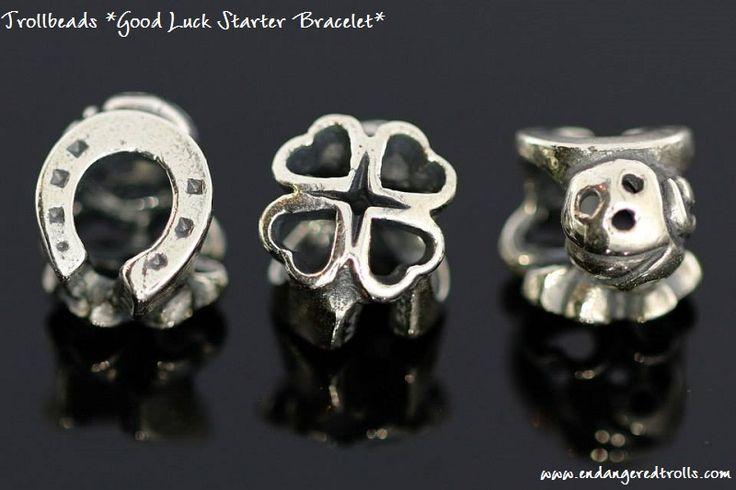 good luck bead trollbeads - Google Search