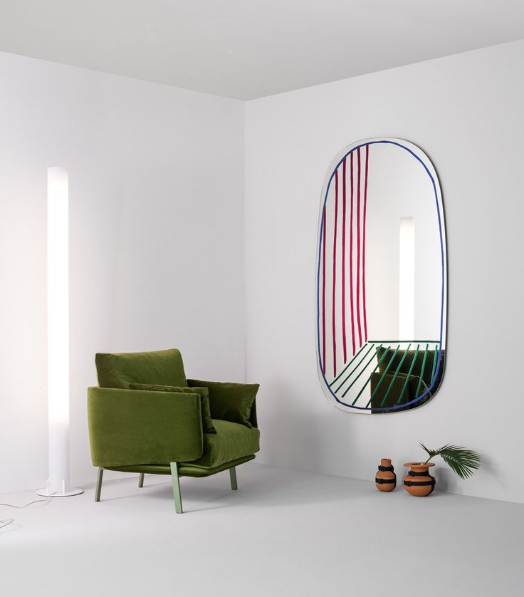 @bonaldo Perspective Mirror