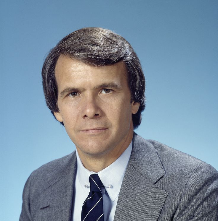 Former TV news anchor/author and TV journalist Tom Brokaw ...