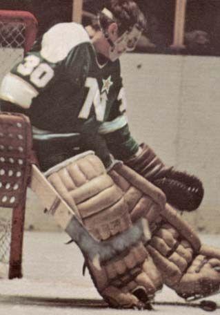 Gilles Gilbert - Minnesota North Stars