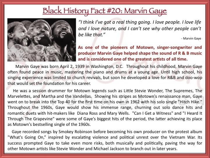 terrel black singles Complete your marvin gaye record collection discover marvin gaye's full discography shop new and used vinyl and cds.