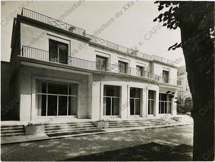 17 best images about classic facades on pinterest - Hotel particulier paris bismut architecture ...