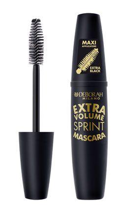 Mascara extra volume sprint #deborah