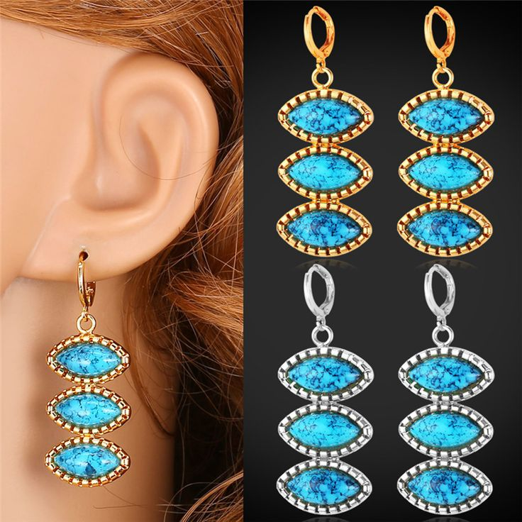 Cheap earrings unisex, Buy Quality earring steel directly from China earrings bone Suppliers:    Buy the matching items, please click following pictures:                             Turquoise Drop Earring