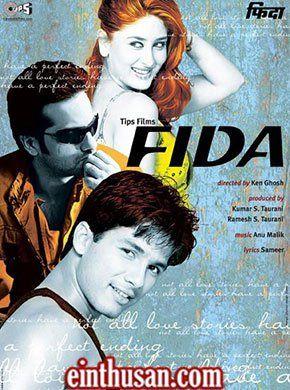 Fida Hindi Movie Online - Kareena Kapoor Khan, Fardeen Khan and Shahid Kapoor. Directed by Ken Ghosh. Music by Anu Malik. 2004 ENGLISH SUBTITLE