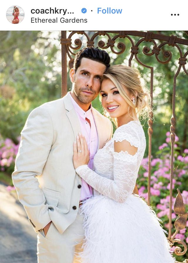Reality Star Engagement Chris And Krystal From Bachelor