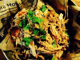 Onko nälkä?: Pulled Pork Mexicon tyyliin ynnä kvinoat, salsat ja molet