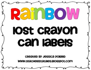 Tales of a TeacheristaClassroom Mgt, Classroommanagement, Organic Ideas, Lost Crayons, Schools Stuff, Classroom Management, Classroom Ideas, Classroom Organization, Classroom Organic