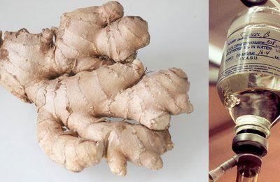 Une nouvelle étude révèle que le gingembre est 10.000 fois plus fort que le Chimio (et il ne cible que les cellules cancéreuses)