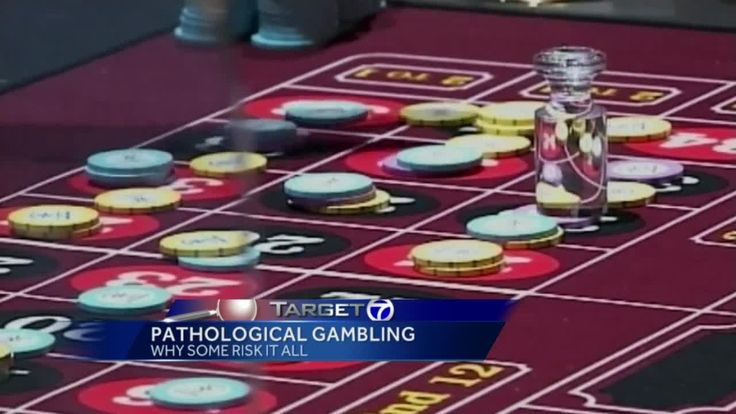 Why some gambling addicts risk it all