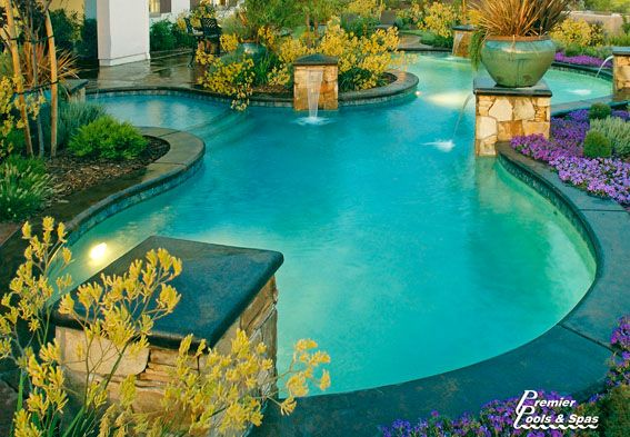 Like This But Worry About All The Vegetation Around The Pool I Don 39 T Want To Spend Every