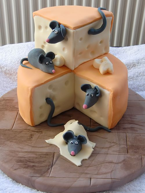 mice in.cheese cake - Google Search