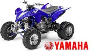 Yamaha ATV Tyre Sizes : , - All Terrain Tyres