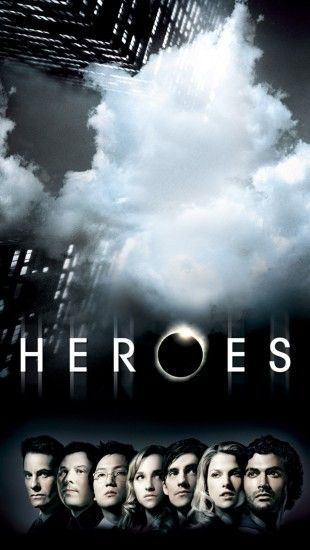 Heroes (2006-2010): They thought they were like everyone else... until they woke with incredible abilities.