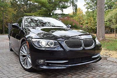 nice 2011 BMW 3-Series 335i 2 door convertible sport - For Sale