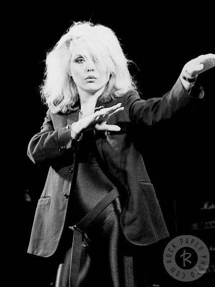 Debbie Harry by Gus Stewart
