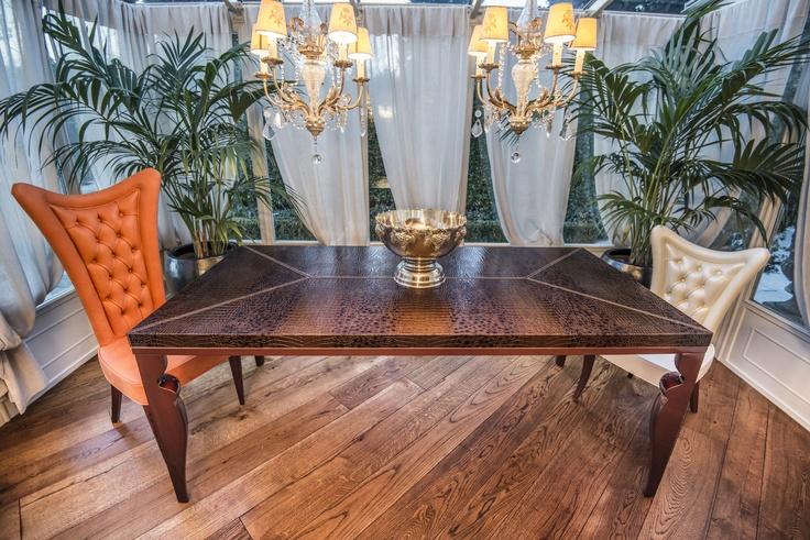 LANCILLOTTO TABLE , BY ROMEO ORSI